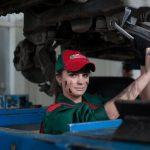 Les femmes dans le secteur de l'industrie